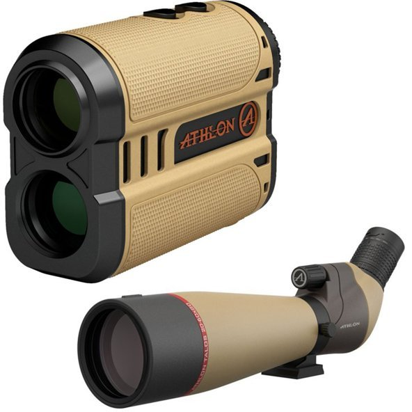 Athlon Talos 20-60x80 Spotting Scope + Midas 1200 Rangefinder Tan only 9.99-315001-.jpg