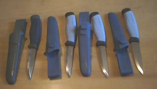 My new Morakniv Companion Fixed Blade Outdoor Knife-more-moras.jpg